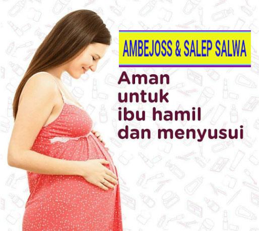 Ambejoss Aman Buat Ibu Hamil